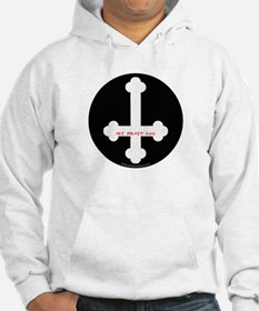 Art Pirate Inverted Cross Hoodie