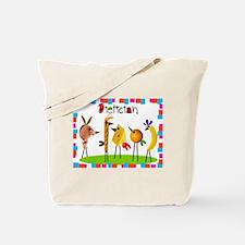dietician birds 5 Tote Bag