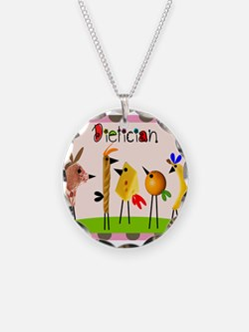 dietician Birds 2 Necklace