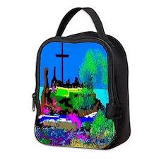 The Cross Neoprene Lunch Bag