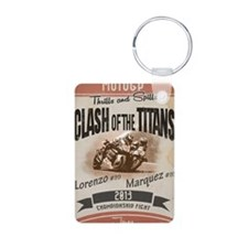 Clash of the Titans Keychains