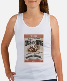 Clash of the Titans Tank Top