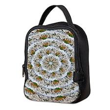 Arkansas city artist Neoprene Lunch Bag