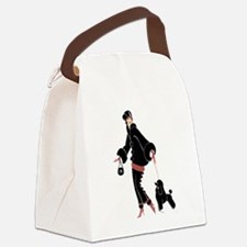 mitzi.png Canvas Lunch Bag