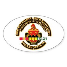 3rd Battalion, 16th Artillery Decal