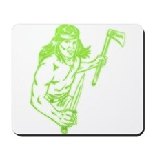 Indian Warrior 10 Mousepad