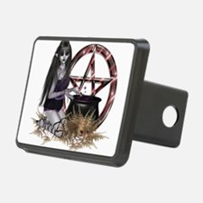 Wiccan Pentacle Hitch Cover