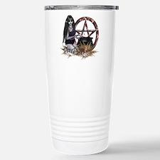 Wiccan Pentacle Travel Mug