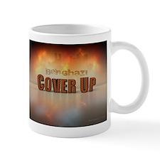 Benghazi Cover Up Mug