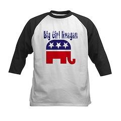Big Girl Reagan Kids Baseball Jersey