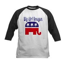 Big Girl Reagan Tee