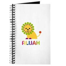 Alijah Loves Lions Journal