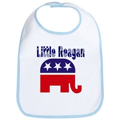 Little Reagan Bib