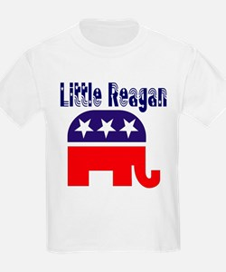 Little Reagan Kids T-Shirt