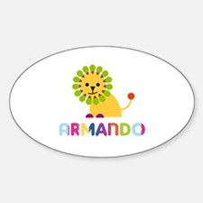 Armando Loves Lions Decal