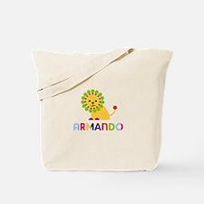 Armando Loves Lions Tote Bag