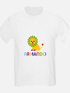 Armando Loves Lions T-Shirt