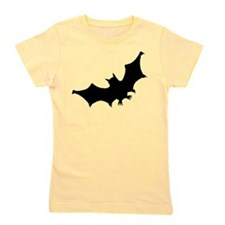 Bat Silhouette Girl's Tee