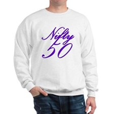 Nifty Fifty, 50th Sweatshirt