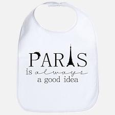Oui! Oui! Paris anyone? Bib