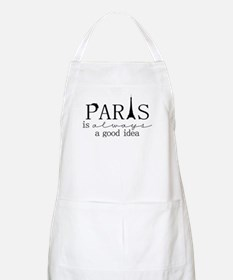 Oui! Oui! Paris anyone? Apron