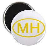 MH Oval - Marshall Islands 2.25
