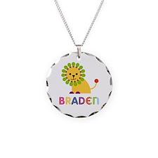 Braden Loves Lions Necklace