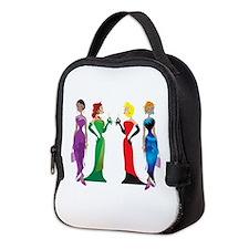 Ladies' Night Neoprene Lunch Bag