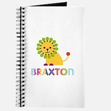 Braxton Loves Lions Journal