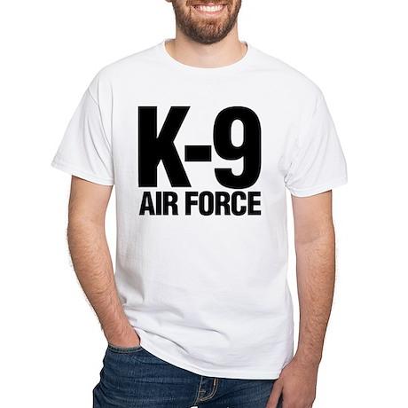 MWDk9airforce.jpg T-Shirt