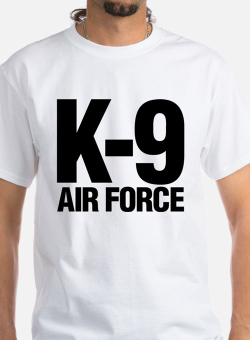 MWDk9airforce.jpg T-Shirt