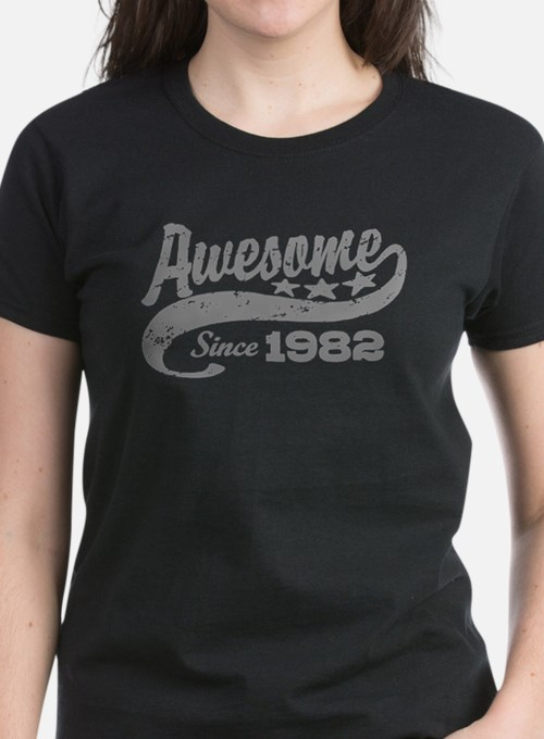 Awesome Since 1982 Tee