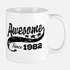 Awesome Since 1982 Mug