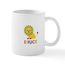 Bruce Loves Lions Mug