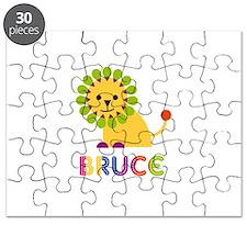 Bruce Loves Lions Puzzle