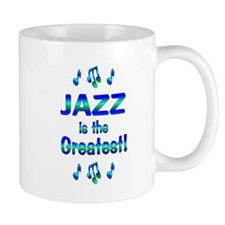 Jazz is the Greatest Mug
