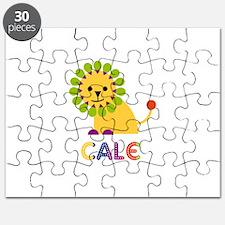 Cale Loves Lions Puzzle