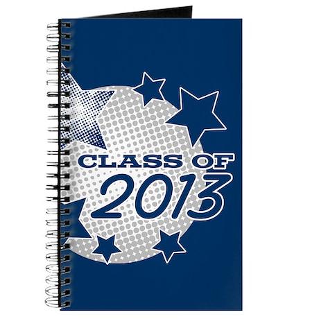 Half Tone Grad 2013 Journal