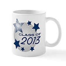 Half Tone Grad 2013 Mug