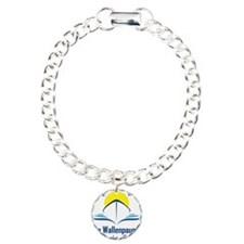 Lake Wallenpaupack Yacht Club Logo Bracelet