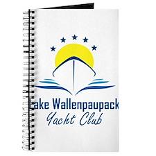 Lake Wallenpaupack Yacht Club Logo Journal