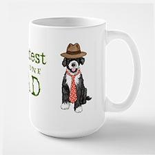 PWD Dad Large Mug