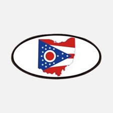 Ohio Flag Patches