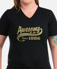 Awesome Since 1986 Shirt