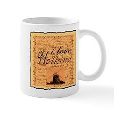 i love holland Mug