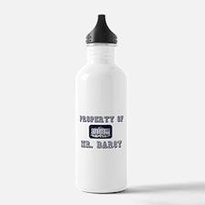 Mr. Darcy Water Bottle