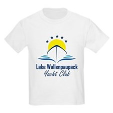 Lake Wallenpaupack Yacht Club Logo T-Shirt