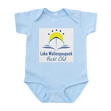 Lake Wallenpaupack Yacht Club Logo Body Suit