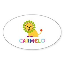 Carmelo Loves Lions Decal