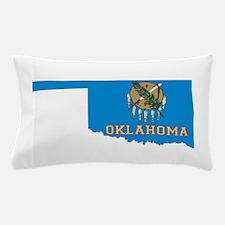 Oklahoma Flag Pillow Case